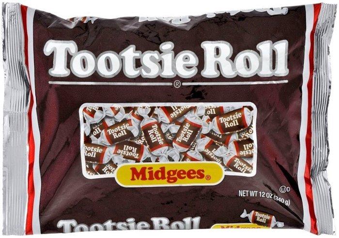 Tootsie Roll candy branding 3