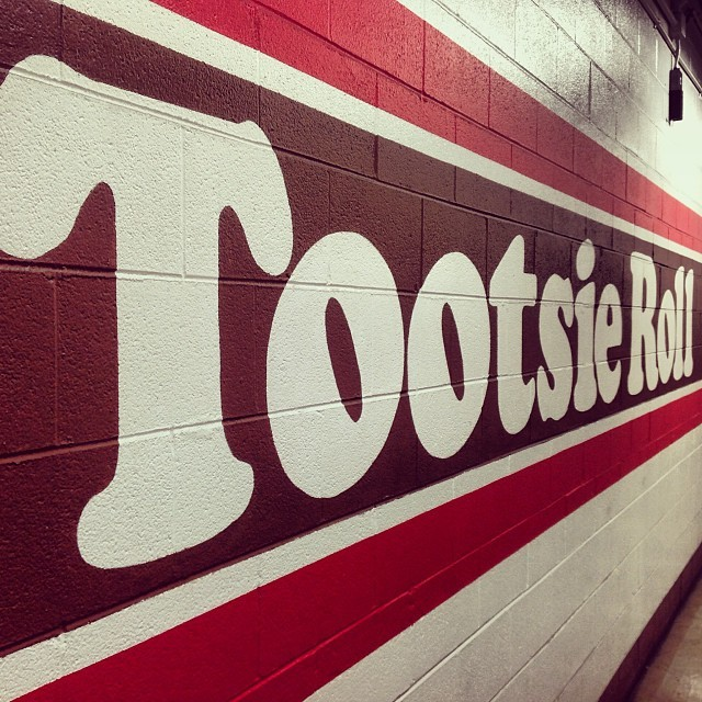 Tootsie Roll candy branding 8
