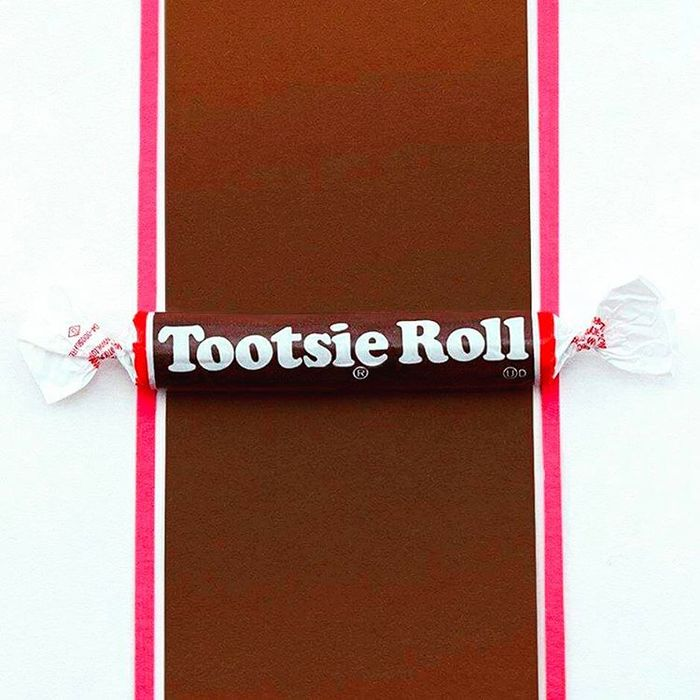 Tootsie Roll candy branding 7