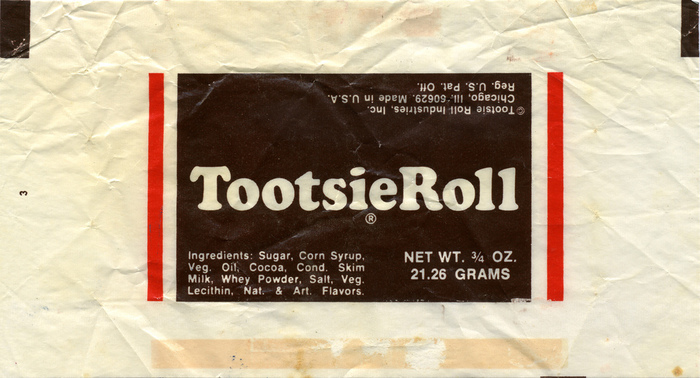 Tootsie Roll candy branding 6