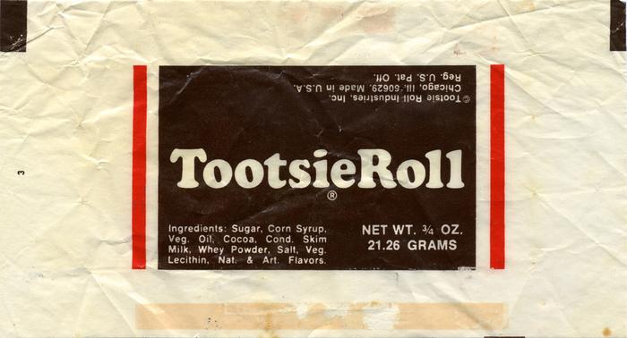 Tootsie Roll candy branding 6