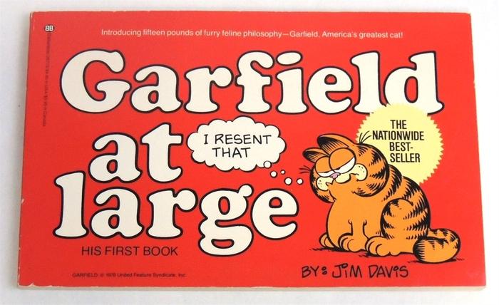 Garfield comics series 1