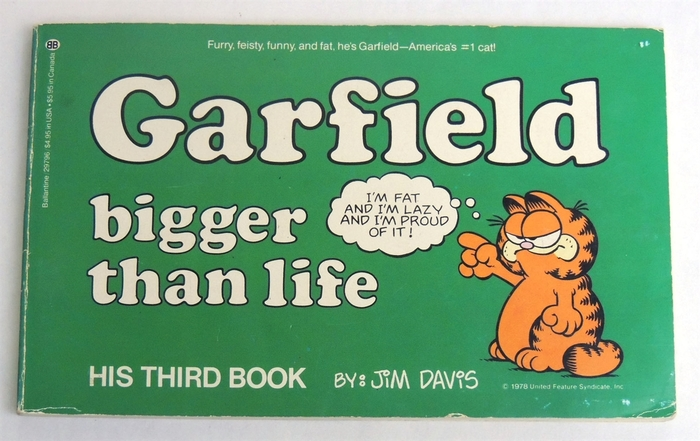 Garfield comics series 3