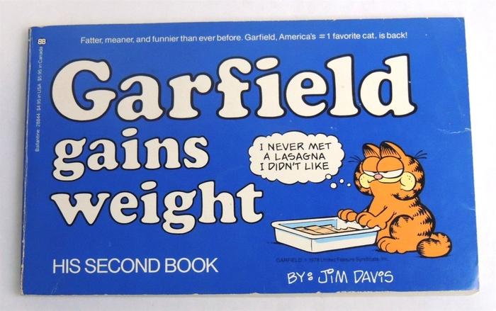 Garfield comics series 2