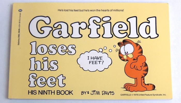 Garfield comics series 5