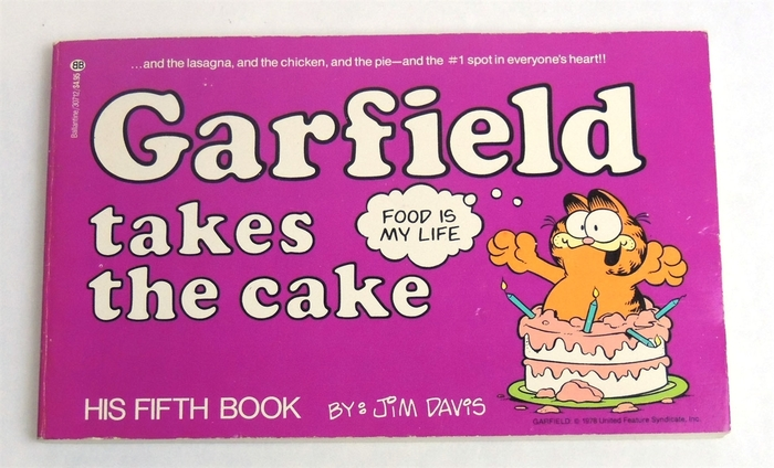 Garfield comics series 4