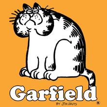 <cite>Garfield</cite> comics series