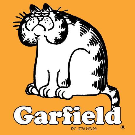 Garfield comics series 11