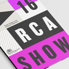 RCA Show Branding 2016