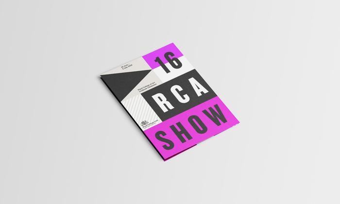 RCA Show Branding 2016 1