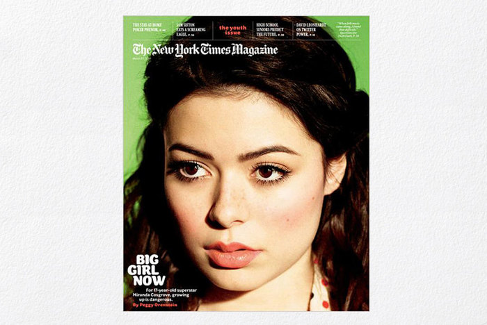 The New York Times Magazine, The Youth Issue 2011 2
