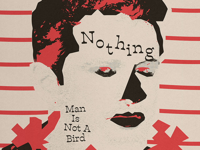Nothing gig poster 3