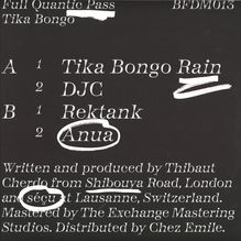 <cite>Tika Bongo</cite> by Full Quantic Pass