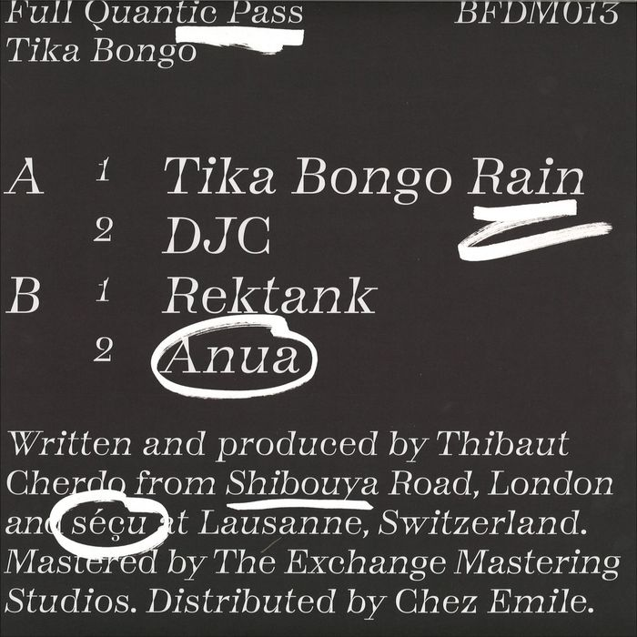Tika Bongo by Full Quantic Pass 1