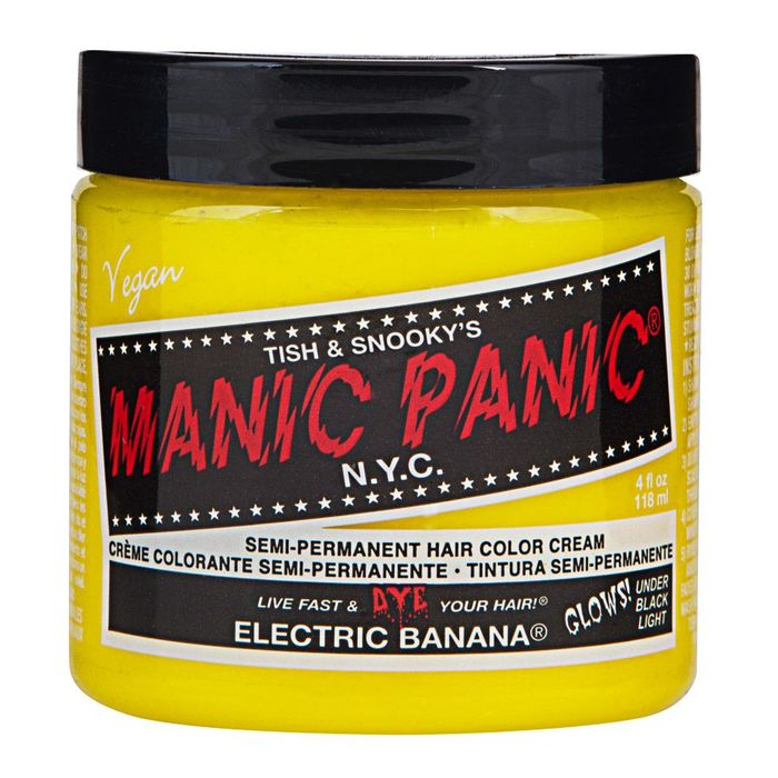 Manic Panic hair dye, cosmetics, etc. 4