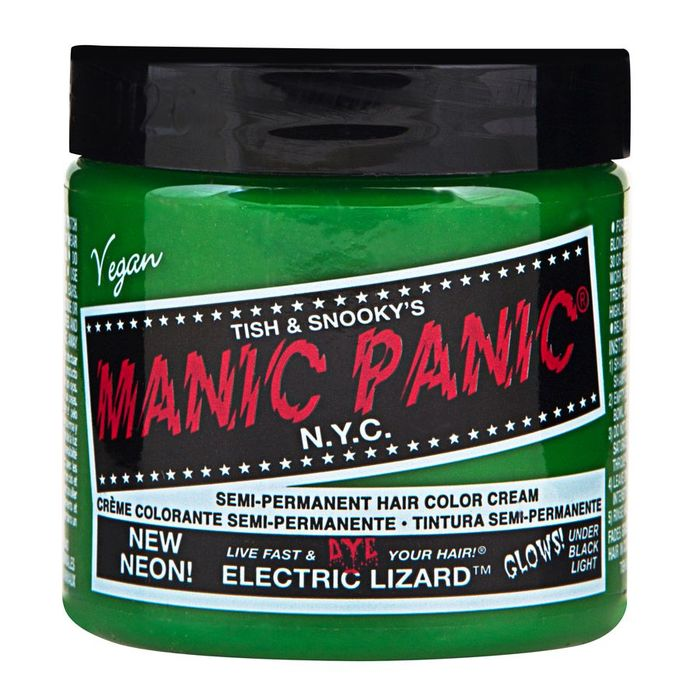 Manic Panic hair dye, cosmetics, etc. 6