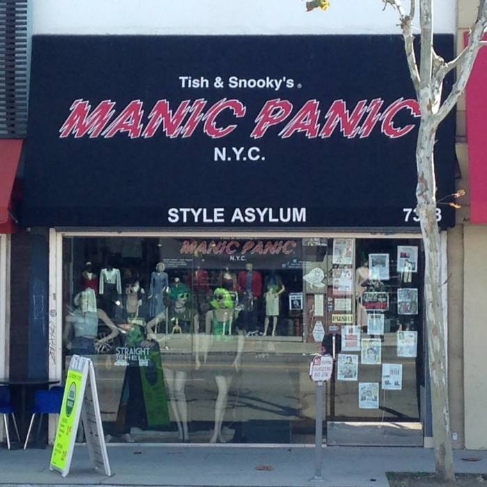 Manic Panic hair dye, cosmetics, etc. 14