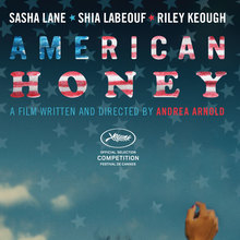 <cite>American Honey</cite> poster