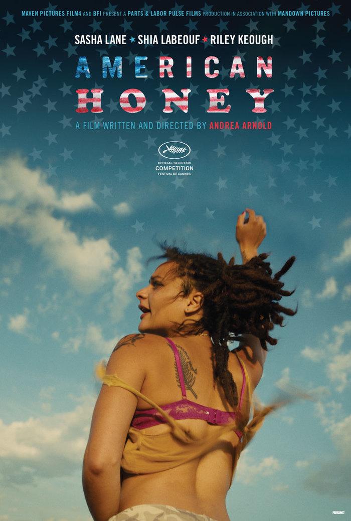 American Honey poster 1