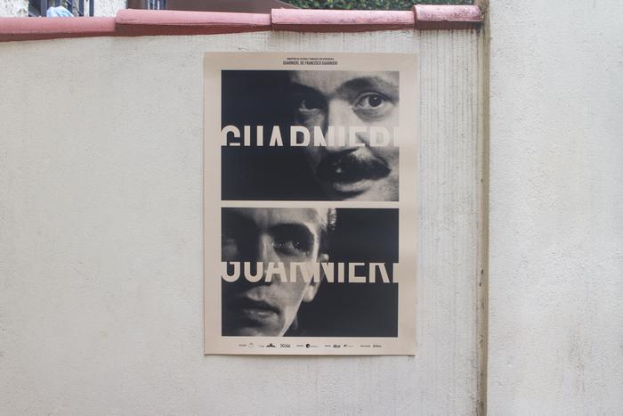 Guarnieri movie poster 2