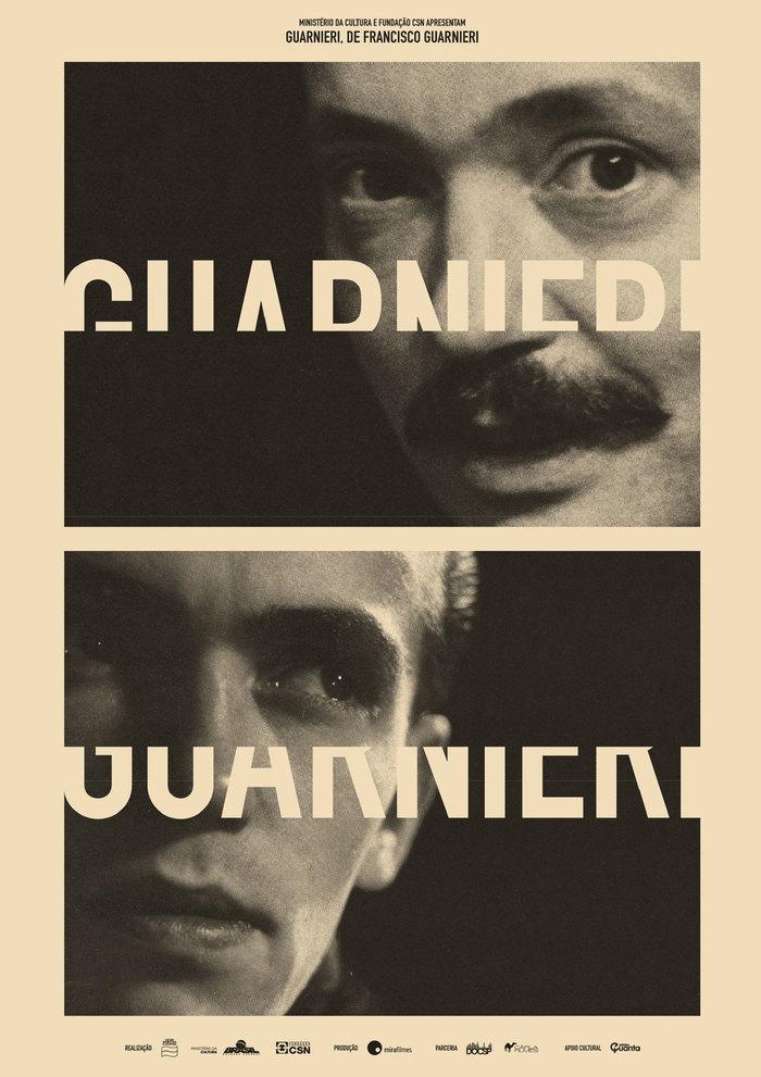 Guarnieri movie poster 1