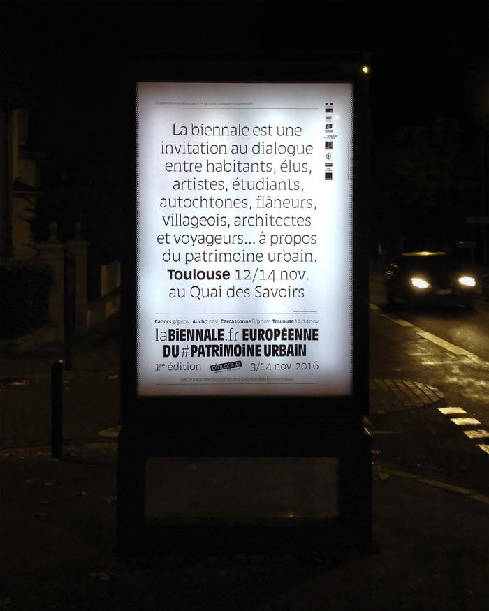 La Biennale Européenne du Patrimoine Urbain 13