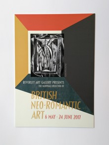 """British Neo-Romantic Art"" at Beverley Art Gallery"