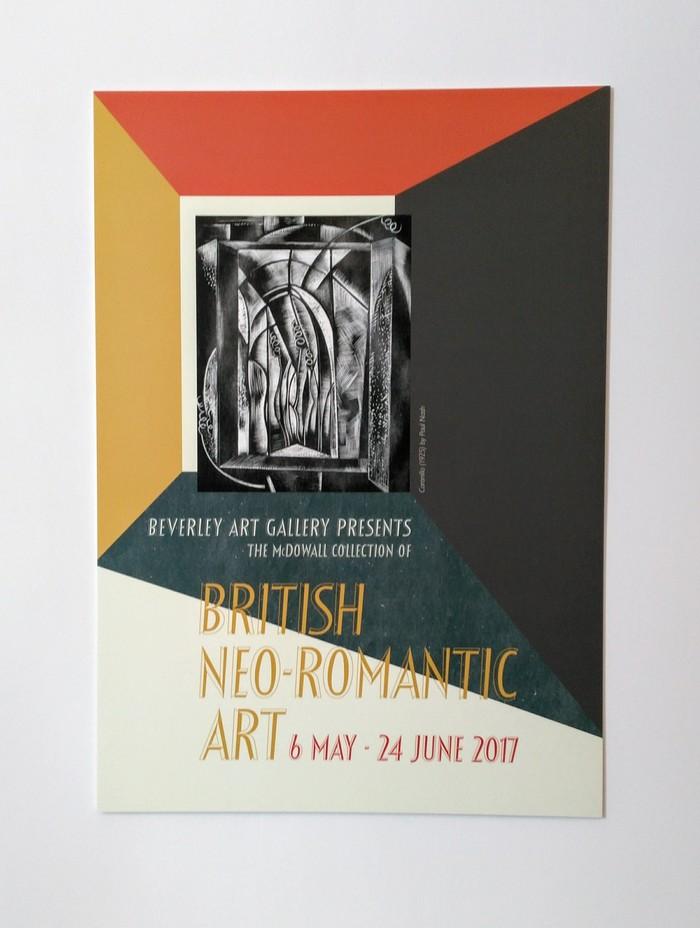 """""""British Neo-Romantic Art"""" at Beverley Art Gallery"""