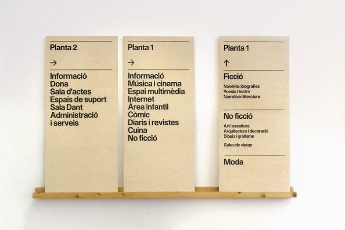 Biblioteca Francesca Bonnemaison 2