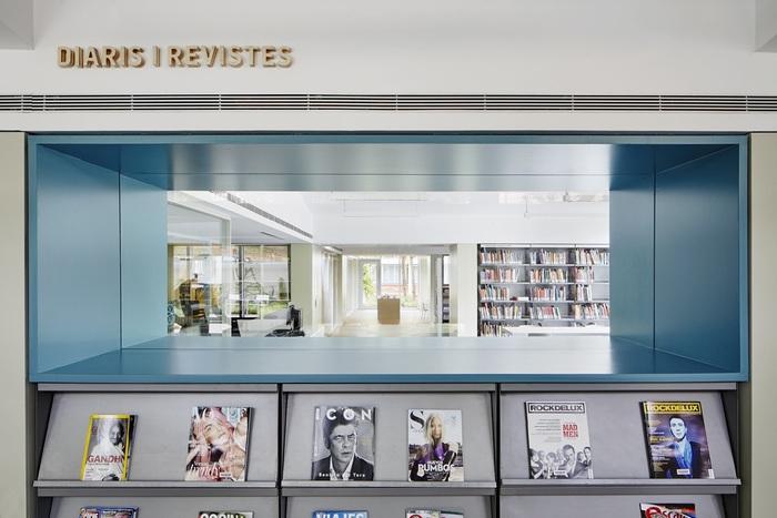 Biblioteca Montbau 2