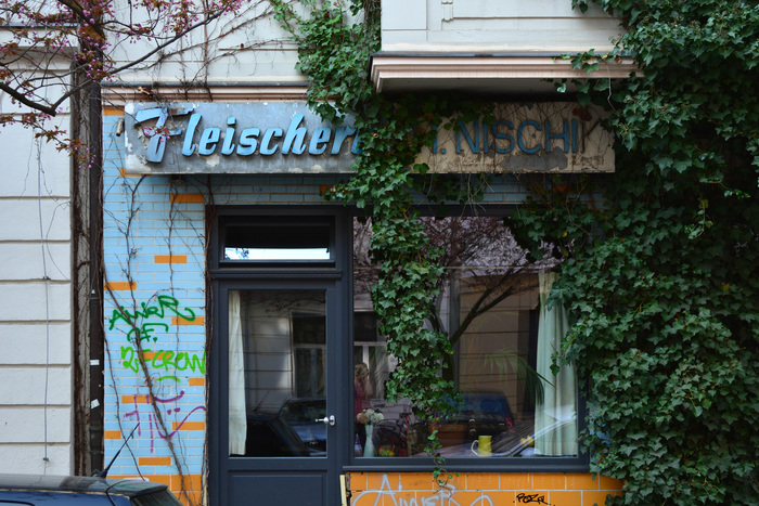 Fleischerei H. Nischik, Berlin 2