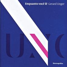 <cite>Enquanto você lê</cite> by Gerard Unger