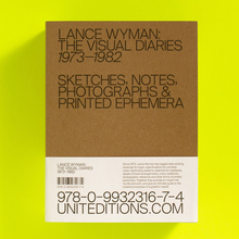 <cite>Lance Wyman: The Visual Diaries 1973–1982</cite>