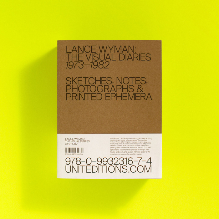 Lance Wyman: The Visual Diaries 1973–1982 1