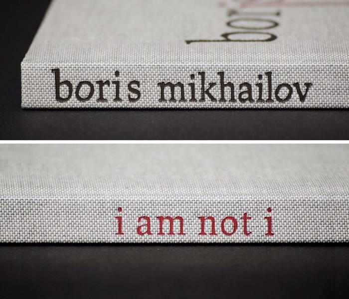 I Am Not I by Boris Mikhailov 2