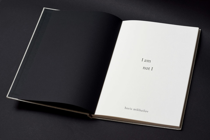 I Am Not I by Boris Mikhailov 3