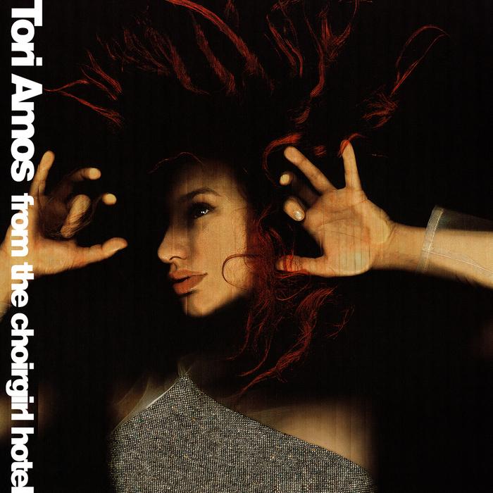 Cover of Amos's 1998 album.