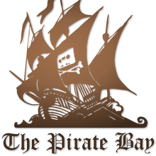 The Pirate Bay logotype