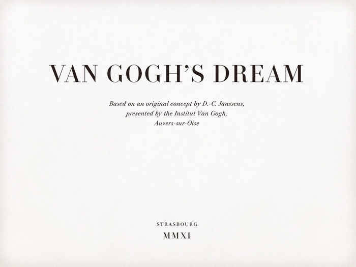 Van Gogh's Dream 1