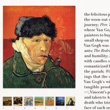 <cite>Van Gogh's Dream</cite>