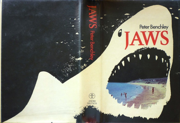 JAWS by Peter Benchley, Andre Deutsch edition 2