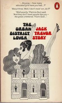 <cite>The Urban District Lover / The Trouble With Harry</cite> by Jack Trevor Story