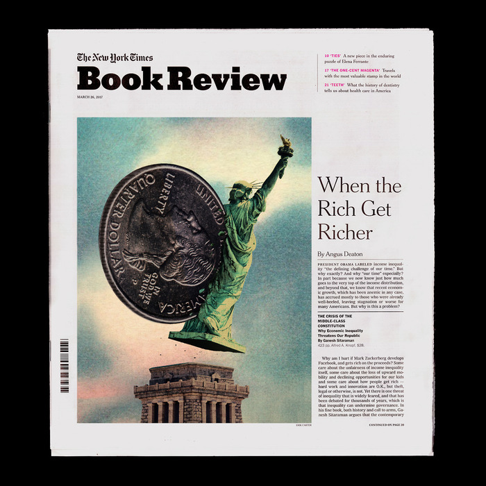 The New York Times Book Review, March 26, 2017
