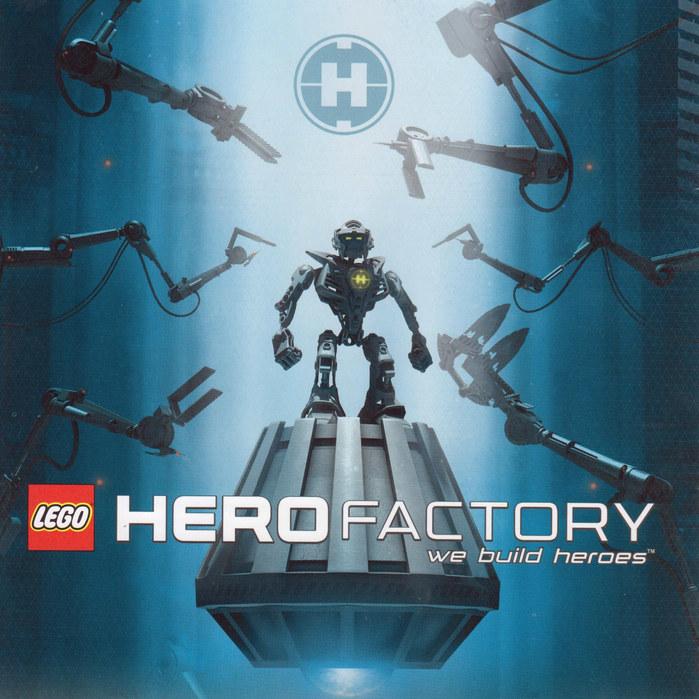 LEGO Hero Factory 1