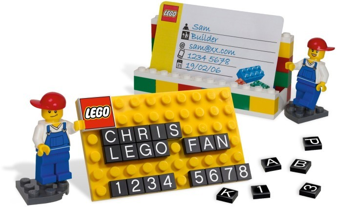 LEGO Desk Accessories 1