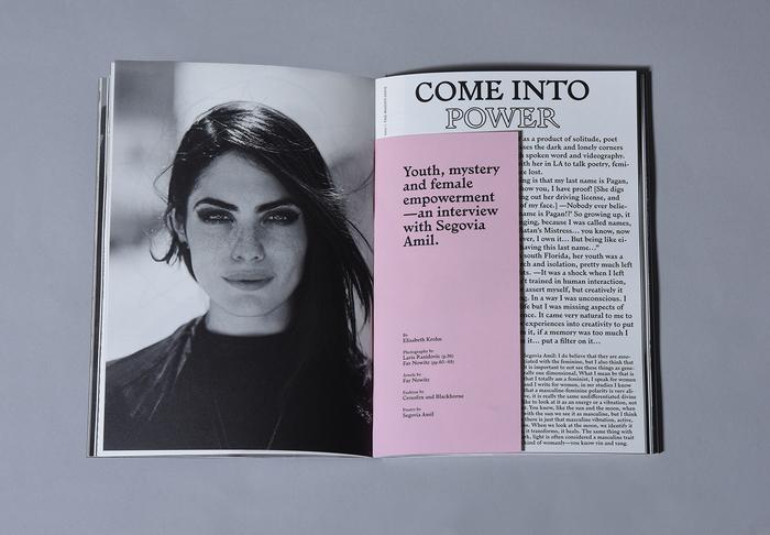 Sabat Magazine 1, The Maiden Issue 8
