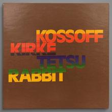 <cite>Kossoff Kirke Tetsu Rabbit</cite> album art