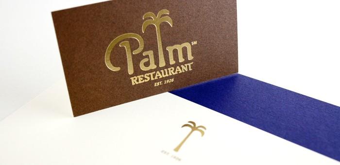 Palm Restaurant (2009 redesign) 2