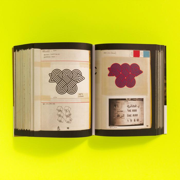 Lance Wyman: The Visual Diaries 1973–1982 5
