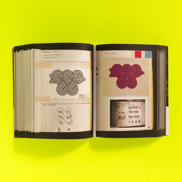Lance Wyman: The Visual Diaries 1973–1982 5